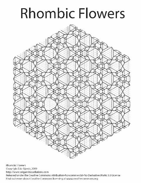 diagrams  u2013 page 2  u2013 origami tessellations