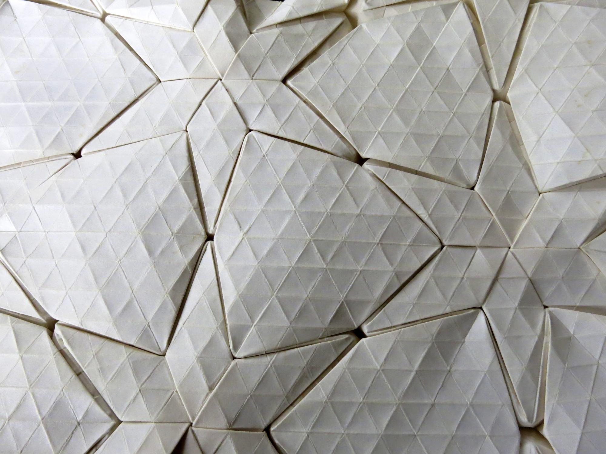 Moorish Stars Crease Pattern