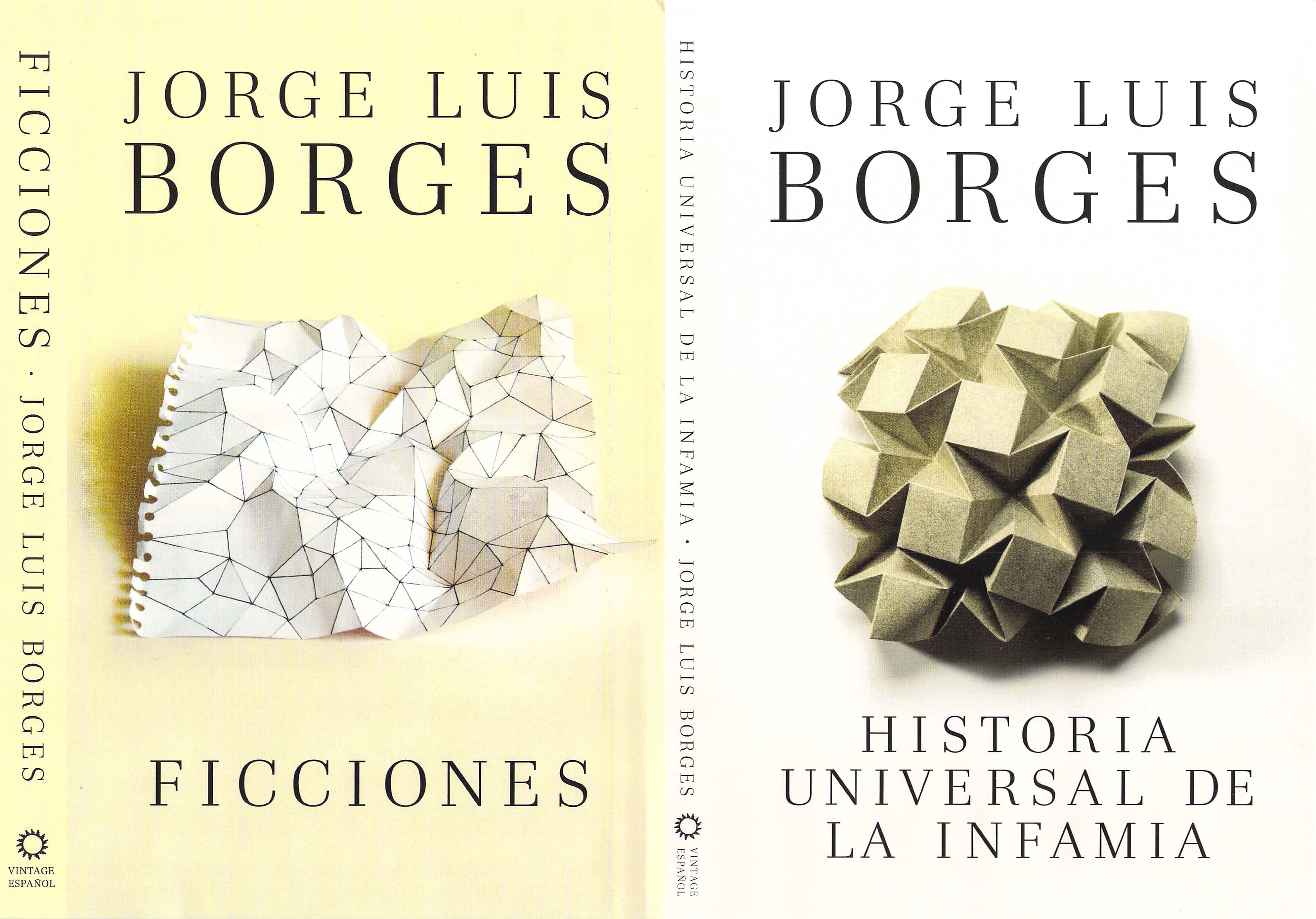 Jorge Luis Borges covers