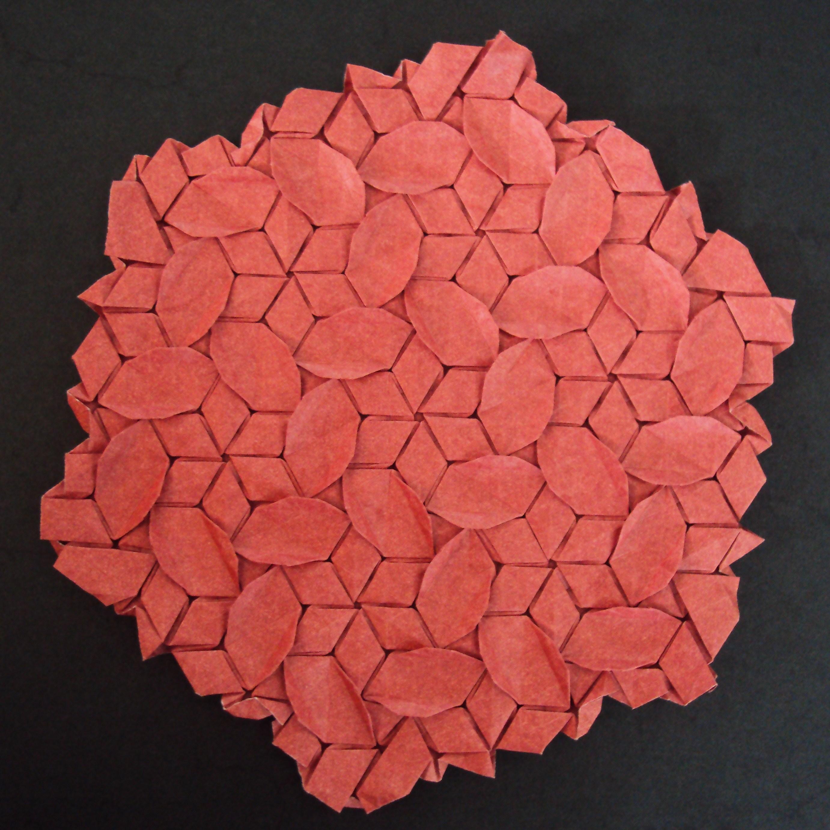 2010 � origami tessellations